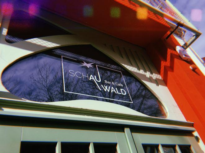SCHAUWALD Bar und Café, Schaubühne Lindenfels, Leipzig, Bar, AUWALD Bar
